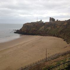 Tynemouth king Edwards bay beach 29 th March 2015 7.00 am www.tynemouthwebcam.com