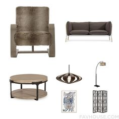 Interior Design Advice With Bernhardt Accent Chair Fabric Sofa Andrew Martin Accent Table And Arteriors Lighting From June 2016 #home #decor