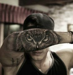 Owl Tattoo Designs & Meaning