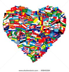 What the world needs...LOVE