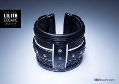 #bracelet #bracelets #cuff #cuffs #leathercraft #leather_jewelry #handmade #leatherhandmade #trend #trendy #style #stylish #art #leathergoods #etsy #luxury #accessories #wrist #wristwear #cute #rich #leather_style #etsy #lilithcocaine #metal #metalskull #skulls #skull #beads #crystal #crystals #swarovski #gems