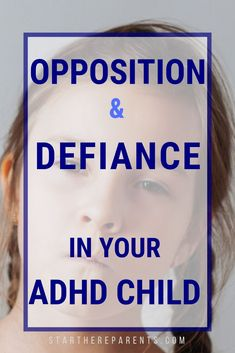 Oppositional Defiant Disorder (ODD) affects to of ADHD kids. Learn about ODD treatment and early intervention. Find out what you can do now to have better outcomes for your family later. Parenting Books, Gentle Parenting, Parenting Tips, Peaceful Parenting, Odd Disorder, Disorders, Adhd Odd, What Is Adhd