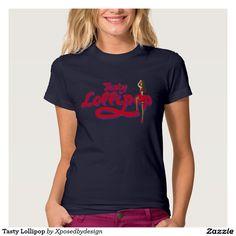 Tasty Lollipop T-shirts