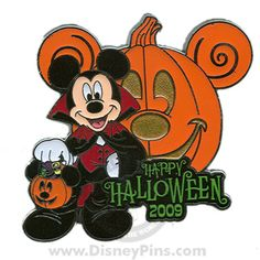 """""""Happy Halloween 2009 - Mickey Mouse"""" (Rel. Aug 2009)"""