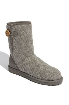 New UGGs on sale for $109 at the Nordstrom anniversary sale. To buy them now or wait until my next trip to the mountains?