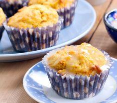 Muffinki cytrynowe - Przepisy.Przygotowuje się je równie szybko jak zjada. Idealne na śniadanie w Dzień Dziecka. I w każdy inny dzień, w którym chcemy sprawić dzieciom przyjemność Muffinki cytrynowe to przepis, którego autorem jest: Magda Gessler