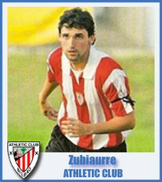 Iban Zubiaurre Athletic Club de Bilbao Defender