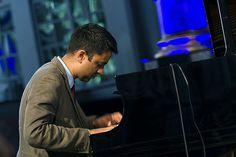 Vijay Iyer Trio i Kongsberg Kirke Music, Fictional Characters, Muziek, Fantasy Characters, Music Activities, Musik