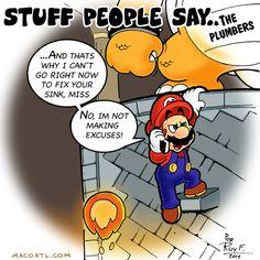 #Mario #SuperMario #Bowser #supermariobros #bowsercastle #plumber #cosasquedicen #stuffpeoplesay #Ruyf