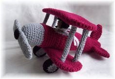 Flying High....Crochet Pattern, PDF