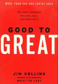 Good to Great http://www.goodwingrowth.com/recommended-books/
