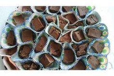 Με τα σοκολατάκια αυτά κέρδισα ένα διαγωνισμό σε ένα καταφύγιο. Τα θυμήθηκα τώρα που κρύωσε ο κ%C