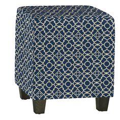 Ballard Design - Upholstered Cube