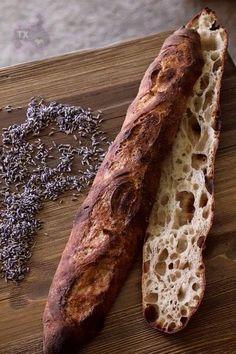 Even more 36 hour sourdough baguettes - never gets old   The Fresh Loaf