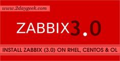 2daygeek.com Linux Tips, Tricks & News Today :- Through on this article you will get idea to Install Zabbix 3.0 (Network Monitoring Tool) on CentOS & RHEL Systems.