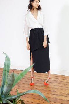 Isa Arfen | Spring 2014 Ready-to-Wear Collection | Style.com