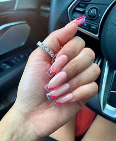 Semi-permanent varnish, false nails, patches: which manicure to choose? - My Nails Perfect Nails, Gorgeous Nails, Pretty Nails, Aycrlic Nails, Hair And Nails, Manicure, Glitter Nails, Best Acrylic Nails, Acrylic Nail Designs