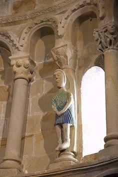 Romanesque Art, Romanesque Architecture, Art And Architecture, Architecture Details, Masonic Symbols, Spain Travel, Middle Ages, Medieval, Orientation