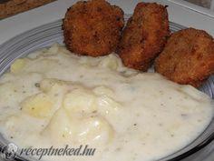 Kipróbált Egyszerű krumplifőzelék recept egyenesen a Receptneked.hu gyűjteményéből. Küldte: orkat