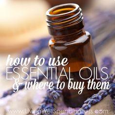How to Use Essential Oils | Do Essential Oils Really Work?