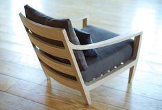Viewing Matthew Hilton 340 Low Lounge Chair Product