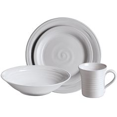 Belmont Pasta Bowl Place Setting | Dinnerware | Simon Pearce