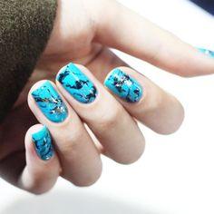 Best Nail Art Designs on Instagram - Manicurists on Instagram | Teen Vogue - Instagram @nail_unistella