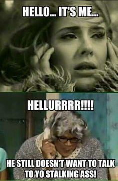 lol that is Madea