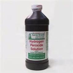 Hydrogen Peroxide - 6 Natural Ways to Remove Mold and Mildew
