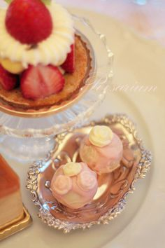 *Tea Time* *Rosarium*
