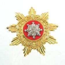 Insignia polish army different rank universe could