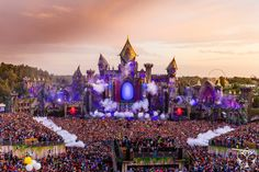 In Love with TOMORROWLAND❤️