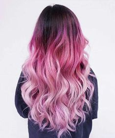 "52 Likes, 13 Comments - Lets think all pink! (@letsthinkallpink) on Instagram: ""Goals or not? Follow me for more! - #pink #pinkhair #hairstyle #wonderful #pinktheme #pinkfeed…"""