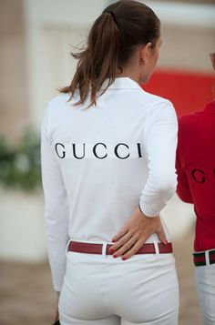 Charlotte Casiraghi for Gucci