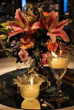 Candles by Andreza Menezes, via Flickr
