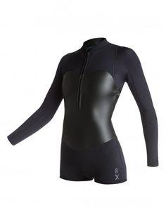 Roxy Xy 2mm Long Sleeve Springsuit Wetsuit  46dca9fef
