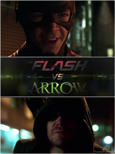 The first part of flash vs arrow was awesome and i cant wait for tonights episode of arrow
