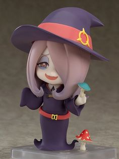 Little Witch Academia: Sucy Manbavaran Nendoroid out for pre-order on TOM!