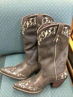 Customer's Wedding Boots!