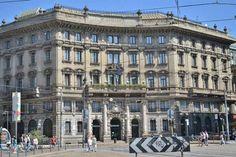 Da piazza Cordusio Foto di HENRRY P MAS #milanodavedere Milano da Vedere