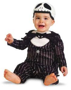 Disfraces de Halloween para bebés: fotos de los disfraces - Disfraz Pesadilla antes de Navidad