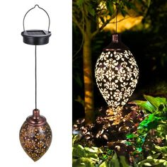 Solar Lantern Lights, Led Garden Lights, Outdoor Fairy Lights, Solar Hanging Lights, String Lights, Garden Lighting At Night, Cheap Solar Lights, Solar Patio Lights, Festoon Lights