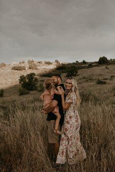 Boho Family Shoot at Matthews/Winters Park — Emily LC Photography
