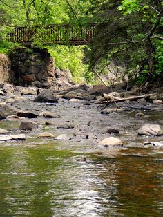 Amnity Creek in Duluth, MN