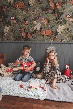 Baby Bedroom, Nursery Room, Boy Room, Girls Bedroom, Baby Decor, Kids Decor, Bohemian Bedroom Decor, Little White House, Woodland Nursery Decor