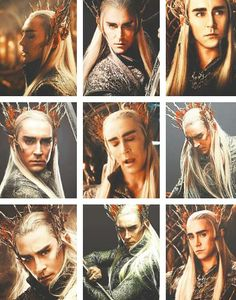 Thranduil, you fabulous thing.