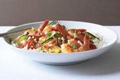 Une poêlée débordante de saveurs, rapide à préparer pour les soupers en semaine.