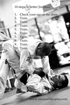 10 steps to better Jiu Jitsu. Find Jiu Jitsu classes in your neighborhood… Taekwondo, Hapkido, Mma, Carlos Gracie, Snowboard, Bjj Memes, Martial Arts Techniques, Ju Jitsu, Combat Sport