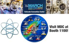 MDC invites you to join us at the American Physical Society (APS) 2020 March Meeting! For over 45 years, MDC has collaborated with academia and major research labs around the world to deliver vacuum technology excellence. MDC is proud to continue to be the premier preferred physics research partner to enable science that changes the world! We look forward to meeting you during the exhibit to discuss your unique challenges and collaborate with you to support the development and acceleration of yo Physics Research, Research Lab, Condensed Matter Physics, Astrophysics, 45 Years, Change The World, Labs, Exhibit, Labrador