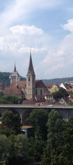 Baden, Suiza.